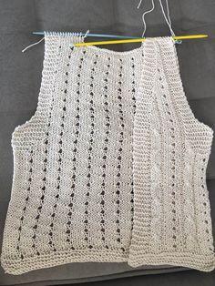Knitting Stitches, Knitting Patterns, Knit Cardigan, Crochet Top, Women, Alice, Fashion, Knit Jacket, Knitting Stitch Patterns