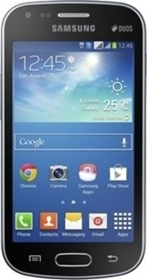 #Mobiles & #Tablets Samsung Galaxy S Duos 2 S7582 (Black)
