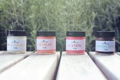Luscious Lip Scrubs  Our Luscious Lip Scrub Collection contains organic coconut oil and fine castor sugar guaranteed to leave your lips feeling soft, plump and smooth. We have with 4 tasty flavours for you to choose from!!