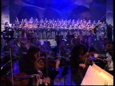 Holy God, we praise Thy Name --- Faith of our Fathers concert