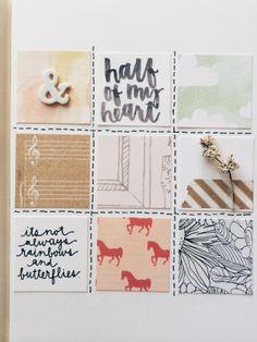 Get Messy: Art Journal Challenge 02 by Vanessa Documented