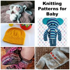 Perfect for baby showers, these cozy and cuddly patterns are guaranteed to delight babies (and their parents, too!). Choose from booties and sweaters to toys and blankets and more.