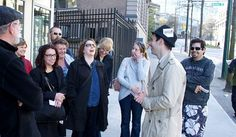 Take a walking tour highlighting Vancouver's Dirty History