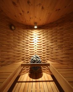 The unique design of Drop sauna heater keeps the stones hot longer, guaranteeing a relaxing Drop electric sauna heater is inspired by pure Nordic nature, it is a thing of beauty in any sauna. Sauna House, Sauna Room, Nordic Design, Modern Design, Electric Sauna Heater, Electric Logs, Outdoor Sauna, Sauna Design, Glazed Glass