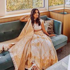 Types Of Wedding Trousseau Dresses Every Bride Must Have Summer Wedding Outfits, Indian Wedding Outfits, Indian Outfits, Heavy Dupatta, Bridal Dupatta, Drape Sarees, Wedding Wishlist, Ethnic Dress, Ethnic Fashion