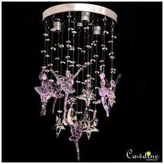 Lustre De Cristal Bailarina - R$ 250,00