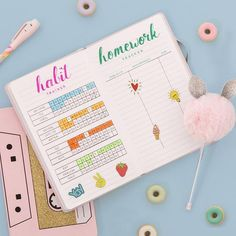 8 Daily Habits to Start in 2019 – Yoobi What Is Life About, All About Time, Focus On Goals, Bullet Art, Back To School Essentials, Habits Of Successful People, Cute School Supplies, How To Wake Up Early, Bullet Journal Inspiration