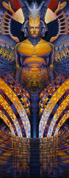 The Artwork of Tim Anderson - Sam Woolfe