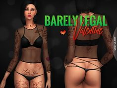 Barely Legal: Valentine – Solistair