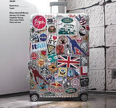 An Editorial Life - Rimowa Luggage –Topaz Stealth Series