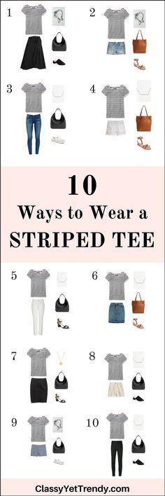 10-Ways-to-Wear-a-Striped-Tee.png 700×2.100 píxeles