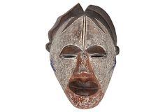 Fang Tribal Mask  - Gabon