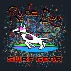 This was the absolute first Rude Dog design. A bit of a naive design stating an attitude of a rude boy. Spade Tattoo, Dog Pounds, Surf Gear, Rude Boy, Naive, Dog Design, Attitude, Surfing, Fiction