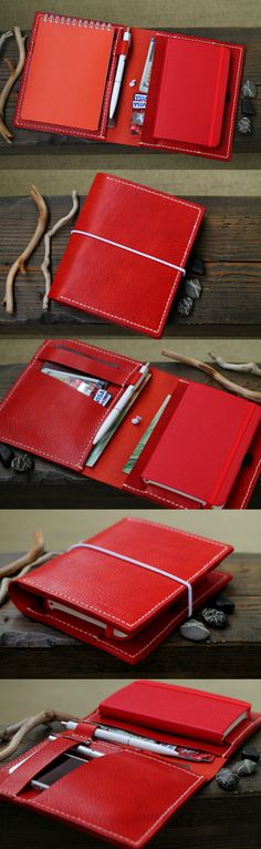 Leather Notebooks Cover, Moleskine Cover, Daily Diary, Leather Cover, Leather Organizer, Travel Accessories    157,00 US$