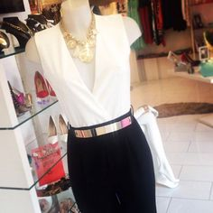 Black&White Blood, Black And White, Long Sleeve, Sleeves, Tops, Women, Fashion, Moda, Black N White