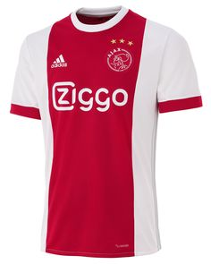 Ajax adidas Home Kit 2017 18