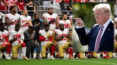 "The President said: ""Why is the NFL getting massive tax breaks while at the same time disrespecting our Anthem Flag and Country?""Donald Trump has been highly critical of NFL players kneeling during the national anthem Donald Trump has called for an end to the NFL's ""massive"" tax breaks because of players kneeling during the national anthem.  The US President tweeted: ""Why is the NFL getting massive tax breaks while at the same time disrespecting our Anthem Flag and Country? Change tax law!""…"