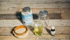A DIY Natural Body Scrub - Move Nourish Believe
