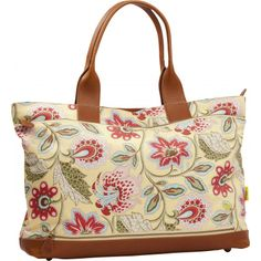AMY BUTLER FOR KALENCOM ABINA TOTE. Save 20% off all Amy Butler bags from 12/9 until 12/13! No coupon code necessary!