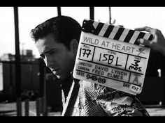 David Lynch talks 'Wild at Heart' w/ Nicolas Cage, Laura Dern & more in 1990 interview - YouTube