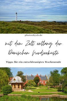 Sand zwischen den Zehen, Wellenrauschen im Ohr und weit und breit keine Menschenseele zu sehen. Wie wir für 2 Tage dem Alltag entflohen sind und welche tollen Orte wir uns an der Dänischen Nordseeküste nicht entgehen lassen konnten. Alle Informationen dazu findest du auf meinem Blog.