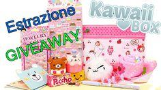 ʕ•ᴥ•ʔ Estrazione GIVEAWAY Kawaii Box + Saluti !!! ʕ•ᴥ•ʔ