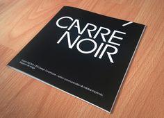 Rapport de stage - Carré Noir (Groupe Publicis) - 2014 on Behance