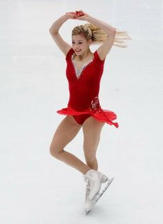 16 Hot photos of USA Olympic skater and gold medal hopeful Gracie Gold