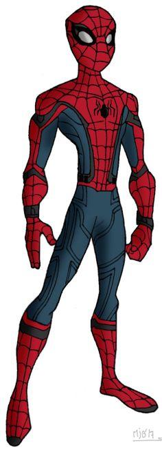Iron Man Avengers, Marvel Avengers Movies, Marvel Heroes, Marvel Comics, Spiderman Images, Spiderman Art, Amazing Spiderman, Spiderman Costume, Kid Cobra