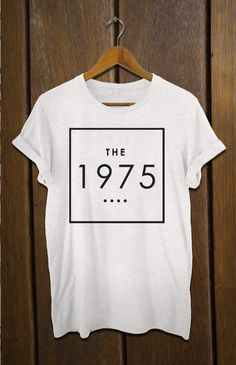 the 1975 band shirt for women and men tshirt by styleshirt