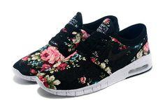 Nike Sb Stefan Janoski Max Männer & Frauen (paare) Blumen Onlinie-shop · Nike  SbShoes SportBlack ...