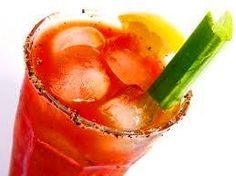 """Spicy, salty and refreshing, the Bloody Mary has eased the hangovers of millions. Because it is designated as a """"brunch drink"""" by many, the garnishes carry nearly as much importance as the cocktail itself."""