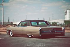 """""""Standard of the World"""" – Cody Cravens's 1966 Cadillac Coupe de Ville"""