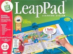 Amazon.com: LeapFrog Original LeapPad Learning System from 2004 ...