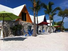 Very cool place to stay if you're in Key West..The Ibis Bay Resort. Great restaurant too