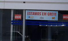 NONATO NOTÍCIAS: SEM ACORDO, GREVE DE BANCÁRIOS CONTINUA NESTA SEXT...