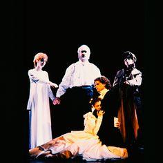 Les Misérables // 1991 // Pia Douwes, Henk Poort, Joke de Kruijf, Denny de Munk, Vera Mann // Photo: Jan Swinkels