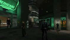 Neocron, a cyberpunk MMOFPS. I played for a while, but it was an unstructured experience and I didn't have a community to play with.