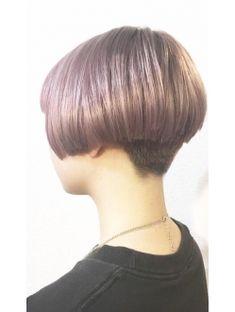 magiy hair【nishibe】刈り上げショート