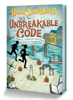 by Jennifer Chambliss Bertman with illustrations by Sarah Watts Mr. Quisling is definitely up to something mysterious, and Emily and James are on high alert. First, there's the coded note he drops at a book event. Then, they uncover a trail of encrypted messages in Mark Twain-penned books hidden through Book Scavenger. What's most suspicious …