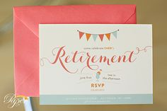 Free Printable Retirement Party Invitations Templates | Betsy\'s ...