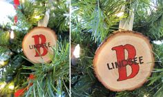 DIY How to Make Homemade Wooden Ornaments For Less Than $5 - 14