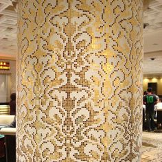 Emer mosaic wall tile gold and silver phoeni mirror cut picture tv wall stickers  garage floor tiles $30.20