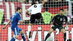 Sami Khedira (Germany) - 2nd Goal - Germany 4-2 Greece - Quarter Final