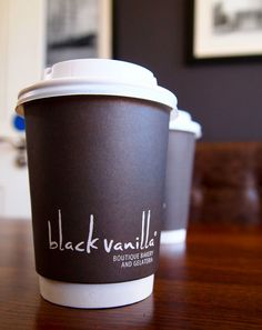 Black Vanilla Greenwich/Blackheath // brandinh