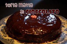 Torta Matta al Cioccolato! Senza lievito, burro, uova e latte!! Link alla videoricetta: http://youtu.be/KKSYsnD9wMA