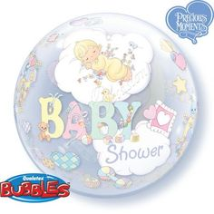 Letu0027s Party With Balloons   Bubble Balloon Precious Moments Baby Shower,  $15.00 (http: