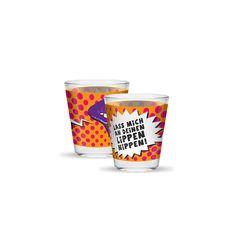 Schnapsglas »Lippen« von GRUSS & CO. Nur 2,50 €. http://sheepworld.de/shop/Gruss-Co/Gruss-Co-Schnapsglaeser/Schnapsglas-Lippen.html