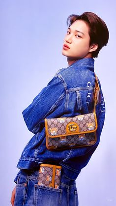 Chanyeol Baekhyun, Exo Kai, Gucci, Exo Lockscreen, Exo Korean, Kim Jongin, Kaisoo, Exo Members, Korean Street Fashion