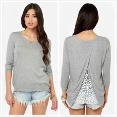 a9fa6bbf52a New 2015 Fashion Brand T Shirt Women Long Sleeve Sexy Lace Crochet T-Shirt  Embroidery Knitted Slim Novelty Tops Plus Size